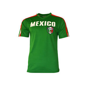88ac46e14 Image is loading Mexico-jersey-National-Team-Sports-Flag-soccer-Adults-