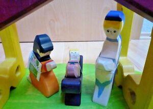 3-er-Set-Heilige-Familie-von-Holztiger-Krippenfiguren