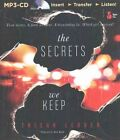 The Secrets We Keep by Trisha Leaver CD in Mp3 Format