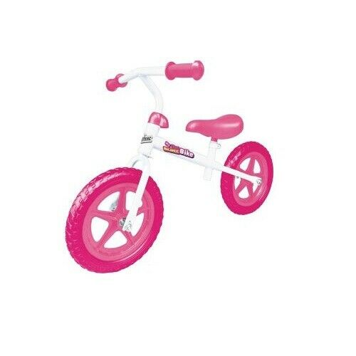"OZBOZZ MY FIRST BALANCE KIDS GIFT 10/"" ADJUSTABLE HEIGHT OUTDOOR TRAINING BIKE"
