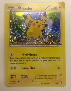 Carte Pokémon Pikachu - Promo Toys'r us - France - État : Neuf: Objet neuf et intact, n'ayant jamais servi, non ouvert. Consulter l'annonce du vendeur pour avoir plus de détails. ... - France
