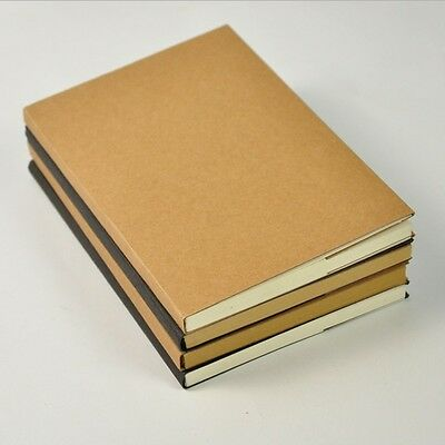 """""""Soft Breeze"""" 1pc Blank Sketchbook Working Study Notebook Journal Diary Planner"""