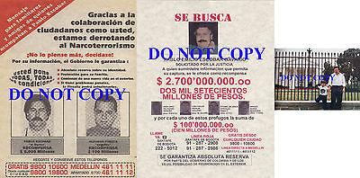 Narcos droga Lord Medellín cartel (2) quiso carteles