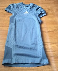 Details about NEW Adidas Football Practice Jersey M Adult Gray New