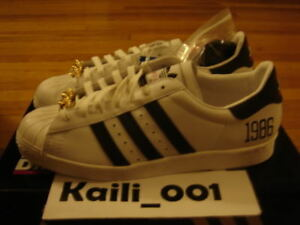 Adidas Superstar 80s My Adidas RUN DMC 25th Anniversary 1986