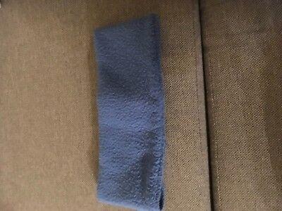 Nett Blaues Stirnband Masse 9 Cm X 24 Cm Aufeinandergelegt