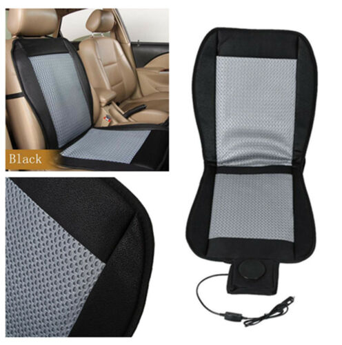 1x Car Cooling Cushion Pad Air Ventilated Fan Cooler Pad for Universal Car seat