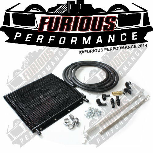 Ford BF Falcon Automatic Transmission Oil Cooler Coolant Bypass Kit TCK-F25513