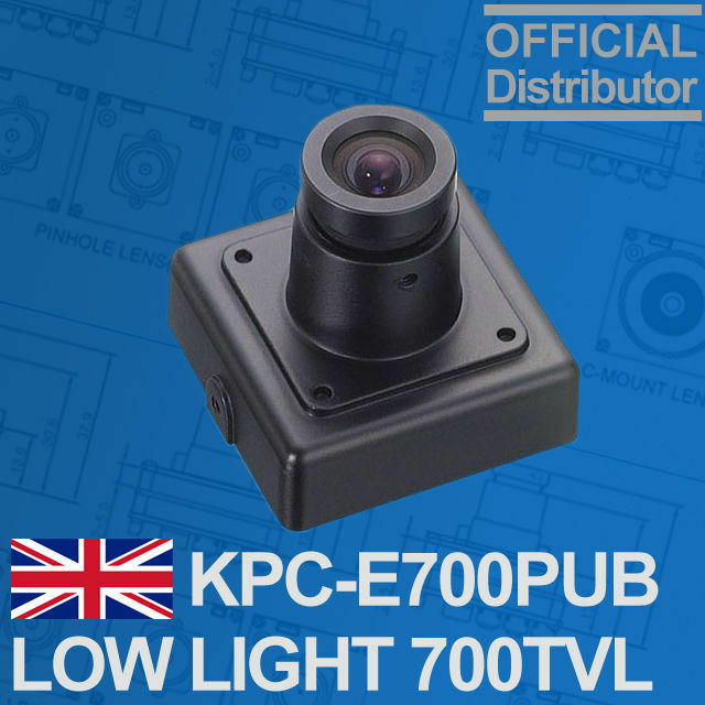 Vision nocturne-KPC-E700PUB SONY Puce Caméra (700TVL 2D-DNR ATR WDR)