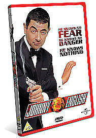 1 of 1 - Johnny English (DVD, 2011)