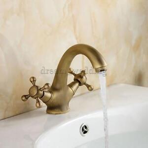 Wasserhahn Armatur Badarmatur Spühltischarmatur für Küchen Antik ...