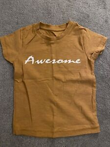 Boys T-shirt (18-24 months) Matalan
