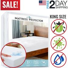 Cylen Hypoallergenic Bamboo Mattress Pad Cover