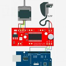 Microstepping Driver Motor Driver Shield Stepping Easy Driver Stepper