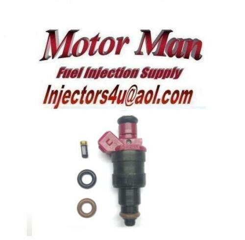 Motor Man 8 CYL Fuel Injector Service Kit Dodge Truck 5.2L 53007809