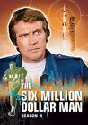 The Six Million Dollar Man Season 5 Us-version REGIO 1 6dvd