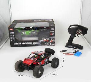 De-alta-velocidad-MZ-preciso-50KM-H-4WD-1-12-Aleacion-2-4G-RC-Buggy-Control-Remoto-coche-RTR-CE