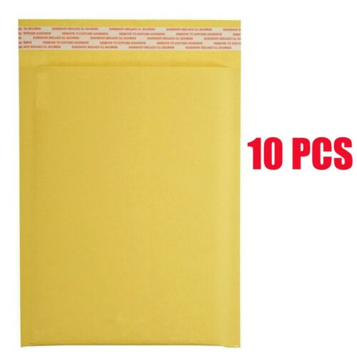 9/'/' x 11/'/' 2# Bubble Mailers Paper Padded Self Seal Shipping Bags Envelopes