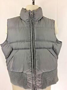 Tommy-Hilfiger-Womens-Sleeveless-Puffy-Vest-Jacket-Ski-Winter-60-Down-Size-XL