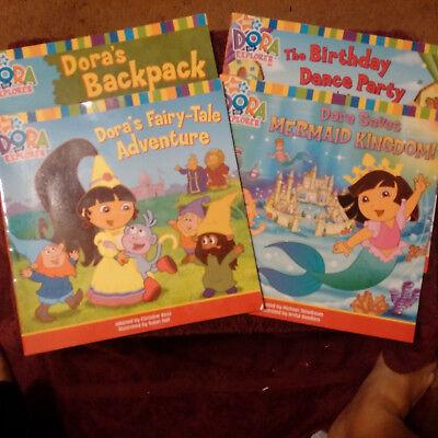 Dora The Explorer Nick Jr. Books(partial set) | eBay