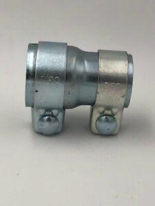 Schelle-Auspuff-Adapter-Rohrverbinder-Reduzierung-45-auf-50-mm-Universal