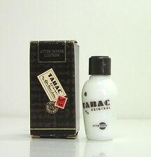 Mäurer + Wirtz Tabac Original Miniatur 4 ml Aftershave Lotion