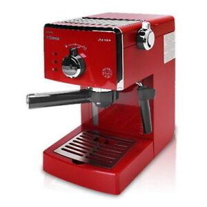 philips hd8323 17 saeco poemia semi automatic coffee maker machine espresso ebay. Black Bedroom Furniture Sets. Home Design Ideas