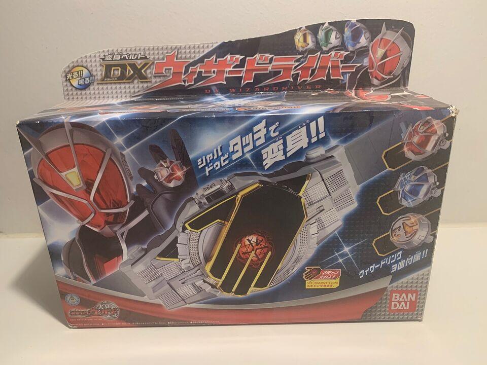Kamen Rider Wizard, Wizardriver