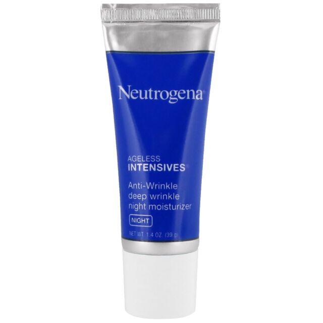 Neutrogena Anti-Wrinkle Deep Wrinkle Night Moisturizer Night 39g