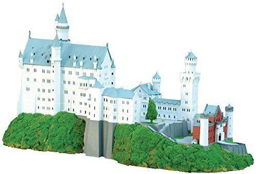 Nuevo 1 200 Real Castillos Neuschwastein Delax Color Versión F   S