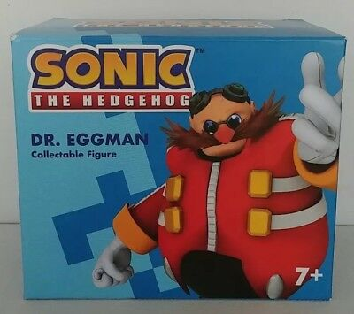 Lootgaming Exclusive Sonic The Hedgehog Dr Eggman Figure Sega Ebay