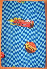 Disney/PIXAR Cars Twin Flat Sheet - Bedding - Fabric - VGC