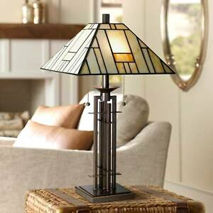 Tiffany-Style-Table-Lamp-Art-Deco-Bronze-Stained-Glass-for-Living-Room