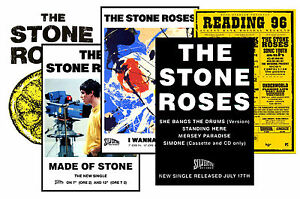 STONE-ROSES-SET-OF-5-A4-POSTERS-3