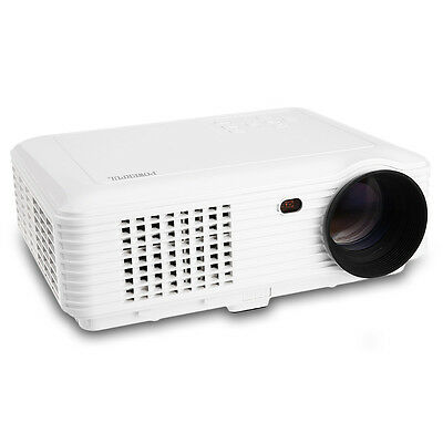 3500LM 240W Home Theater LCD Digital Projector HD 1080P Multimedia 3D Movie