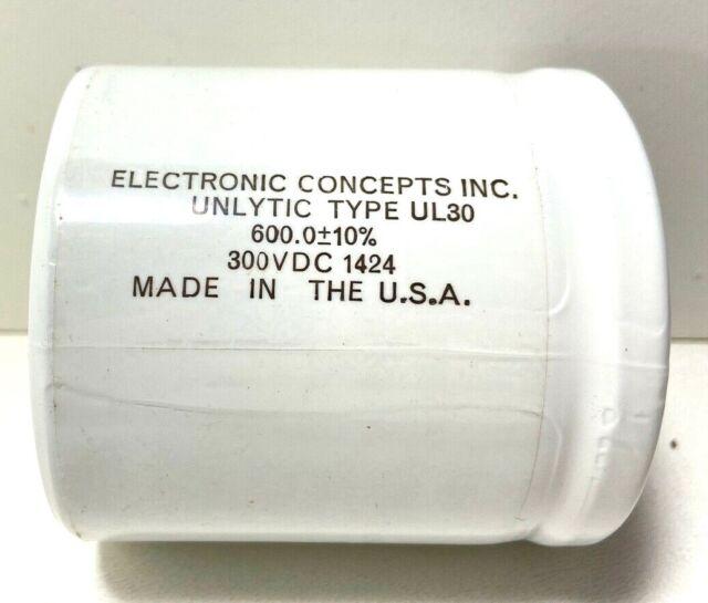 Mallory Molded Tubular Capacitor .15 MFD 400VDC GEM-4015 DQ