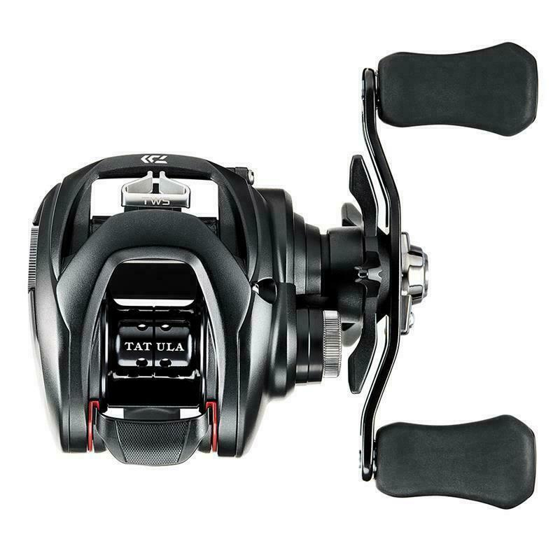NEW 2019 DAIWA TATULA 100HSL 7.1 1 LEFT HAND BAITCAST FISHING REEL TTU100HSL
