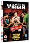 The 40 Year Old Virgin XXL Version 2005 DVD UK Movie Comedy Region 2