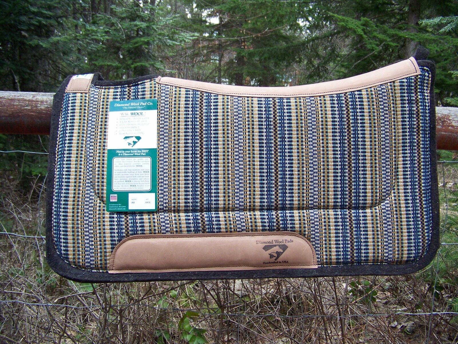 Sagomato Ranch Panno Pacific   1  X32x32 da Diamond Wool  spedizione gratuita