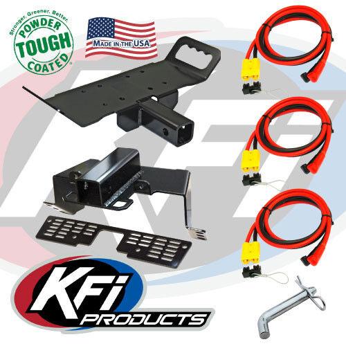 KFI Polaris Ranger Multi-Mount Winch Kit #UTV-875