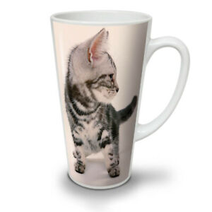 Cat Photo Kitty Animal NEW White Tea Coffee Latte Mug 12 17 oz   Wellcoda