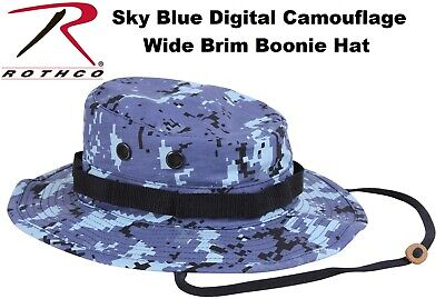 Pink Camo Booniehat Military Wide Brim Bucket Boonie Jungle Hat Rothco 5414
