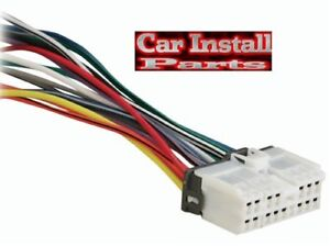 Swell Factory Oem Stock Premium Radio Wire Harness Plug Wiring For Kia Wiring Cloud Hisonuggs Outletorg