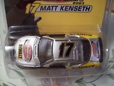 MATT KENSETH 2003 WINSTON CUP CHAMPION MOTORWORKS NASCAR 1:64 SCALE DEWALT #17