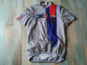 MAILLOT-CYCLISTE-VELO-BASIC-BY-CASTELLI-TAILLE-XL-5-TBE