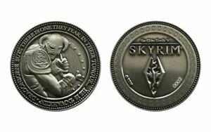 The-Elder-Scrolls-V-Skyrim-Sammelmuenze-Dragonborn-FaNaTtik