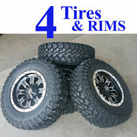 Polaris Ranger 4x4 Rzr General Brutus Ace & More 14 Atv Aluminum Rims Tires