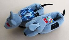 Doctor Who - K-9 Ladies Slippers-Size L/XL-Size 8-10-Brand New
