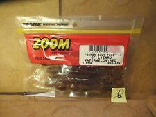 "Cinnamon Purple New//Old Stock 9 Count Zoom 6/"" Lizard #002-226"