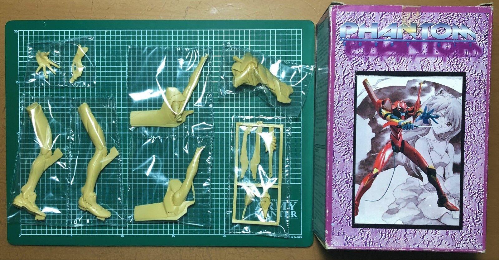 ELFIN MODEL - EVANGELION EVA 02 - NO SCALE RESIN KIT